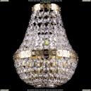 2150/2/G Хрустальное бра Bohemia Ivele Crystal (Богемия)