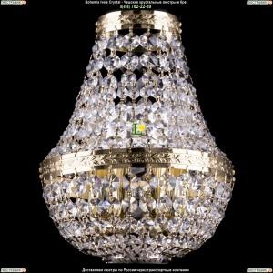 2150/2/GD Хрустальная люстра Bohemia Ivele Crystal (Богемия)
