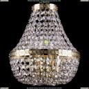 2150/3/G Хрустальное бра Bohemia Ivele Crystal (Богемия)