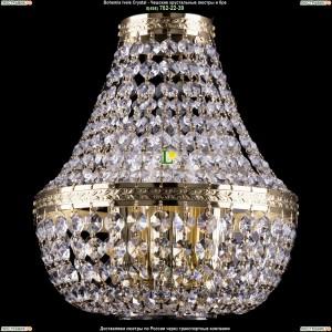 2150/3/GD Хрустальная люстра Bohemia Ivele Crystal (Богемия)