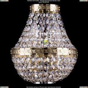 2160/2/GD Хрустальная люстра Bohemia Ivele Crystal (Богемия)