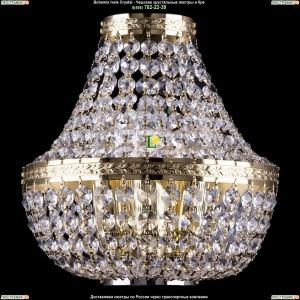 2160/3/GD Хрустальная люстра Bohemia Ivele Crystal (Богемия)