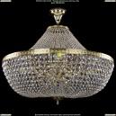 2160/80/G Хрустальная потолочная люстра Bohemia Ivele Crystal (Богемия)