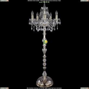 5513/5/141-120/G Хрустальный торшер Bohemia Ivele Crystal (Богемия)