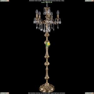 7000/5/125-134/B/FP Хрустальный торшер Bohemia Ivele Crystal (Богемия)