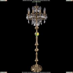 7000/8/125-134/B/FP Хрустальный торшер Bohemia Ivele Crystal (Богемия)
