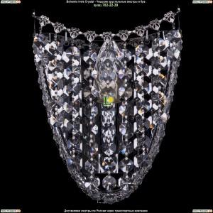 7708/1/S/Ni Хрустальная бра Bohemia Ivele Crystal (Богемия)