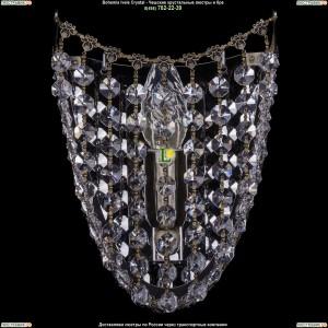 7708/1/S/Pa Хрустальная бра Bohemia Ivele Crystal (Богемия)