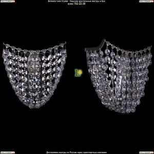 7708/1/W/Ni Хрустальная бра Bohemia Ivele Crystal (Богемия)