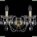 1402B/2/160/XL/G Хрустальное бра Bohemia Ivele Crystal