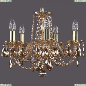 1402/5/141/G/M721 Хрустальная подвесная люстра Bohemia Ivele Crystal (Богемия)