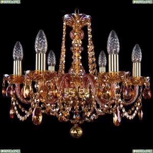 1402/6/160/G/M711 Хрустальная подвесная люстра Bohemia Ivele Crystal (Богемия)
