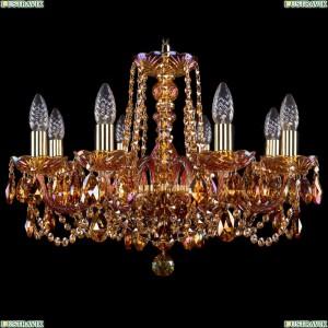 1402/8/195/G/M711 Хрустальная подвесная люстра Bohemia Ivele Crystal (Богемия)