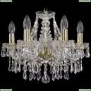 1403/6/141/G Хрустальная подвесная люстра Bohemia Ivele Crystal (Богемия)