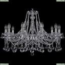 1413/10/300/Ni/Balls Хрустальная подвесная люстра Bohemia Ivele Crystal (Богемия)