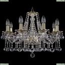 1613/8/200/GW/Balls Хрустальная подвесная люстра Bohemia Ivele Crystal (Богемия)