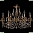 1702/6/250/C/FP/R701 Хрустальная подвесная люстра Bohemia Ivele Crystal