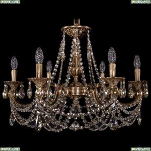 1702/6/250/C/FP/R701 Хрустальная подвесная люстра Bohemia Ivele Crystal (Богемия)