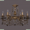 1702/6/250/C/FP/R731 Хрустальная подвесная люстра Bohemia Ivele Crystal