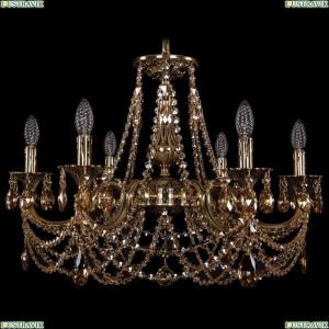 1702/6/250/C/GB/R721 Хрустальная подвесная люстра Bohemia Ivele Crystal (Богемия)