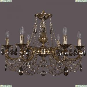 1702/6/250/C/GB/R731 Хрустальная подвесная люстра Bohemia Ivele Crystal (Богемия)