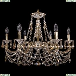 1702/6/250/C/GW/R701 Хрустальная подвесная люстра Bohemia Ivele Crystal (Богемия)