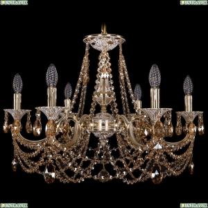 1702/6/250/C/GW/R721 Хрустальная подвесная люстра Bohemia Ivele Crystal (Богемия)