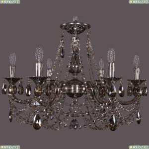 1702/6/250/C/NB/R731 Хрустальная подвесная люстра Bohemia Ivele Crystal (Богемия)