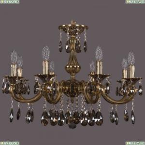 1702/8/250/A/GB/K731 Хрустальная подвесная люстра Bohemia Ivele Crystal (Богемия)