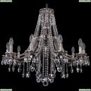 1771/10/270/B/NB Хрустальная подвесная люстра Bohemia Ivele Crystal (Богемия)