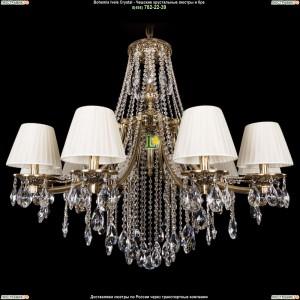1771/10/340/B/GB/SH3 Хрустальная подвесная люстра Bohemia Ivele Crystal (Богемия)