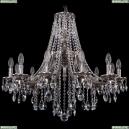 1771/12/270/B/NB Хрустальная подвесная люстра Bohemia Ivele Crystal