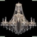 1771/12/340/B/GW Хрустальная подвесная люстра Bohemia Ivele Crystal (Богемия)