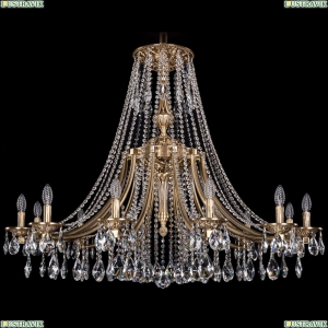 1771/12/410/A/FP Хрустальная подвесная люстра Bohemia Ivele Crystal (Богемия)