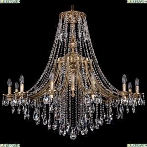 1771/12/410/B/FP Хрустальная подвесная люстра Bohemia Ivele Crystal (Богемия)
