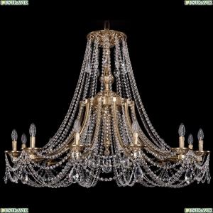 1771/12/410/C/FP Хрустальная подвесная люстра Bohemia Ivele Crystal (Богемия)