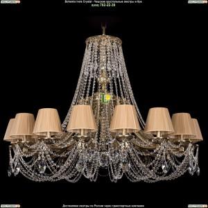 1771/16/410/C/GB/SH37 Хрустальная подвесная люстра Bohemia Ivele Crystal (Богемия)
