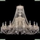 1771/20/410/C/GW Хрустальная подвесная люстра Bohemia Ivele Crystal