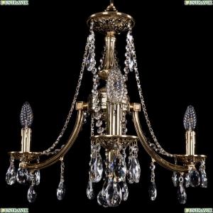 1771/3/190/A/GB Хрустальная подвесная люстра Bohemia Ivele Crystal (Богемия)
