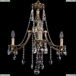 1771/3/190/B/GB Хрустальная подвесная люстра Bohemia Ivele Crystal (Богемия)