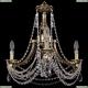 1771/3/190/C/GB Хрустальная подвесная люстра Bohemia Ivele Crystal (Богемия)