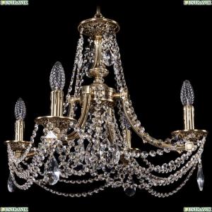 1771/4/190/C/GB Хрустальная подвесная люстра Bohemia Ivele Crystal (Богемия)