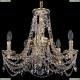 1771/5/150/C/GW Хрустальная подвесная люстра Bohemia Ivele Crystal (Богемия)