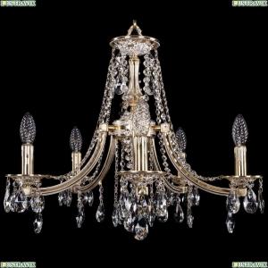 1771/5/190/A/GW Хрустальная подвесная люстра Bohemia Ivele Crystal (Богемия)