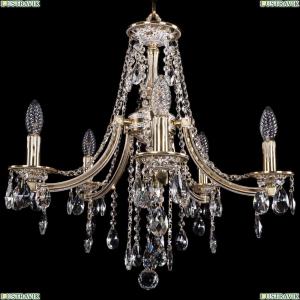 1771/5/190/B/GW Хрустальная подвесная люстра Bohemia Ivele Crystal (Богемия)