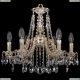 1771/6/150/A/GW Хрустальная подвесная люстра Bohemia Ivele Crystal (Богемия)