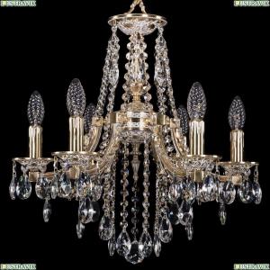1771/6/150/B/GW Хрустальная подвесная люстра Bohemia Ivele Crystal (Богемия)