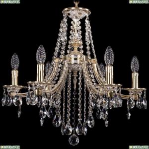1771/6/190/B/GW Хрустальная подвесная люстра Bohemia Ivele Crystal (Богемия)