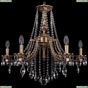 1771/6/220/B/FP Хрустальная подвесная люстра Bohemia Ivele Crystal (Богемия)