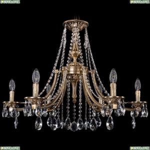 1771/6/270/A/FP Хрустальная подвесная люстра Bohemia Ivele Crystal (Богемия)